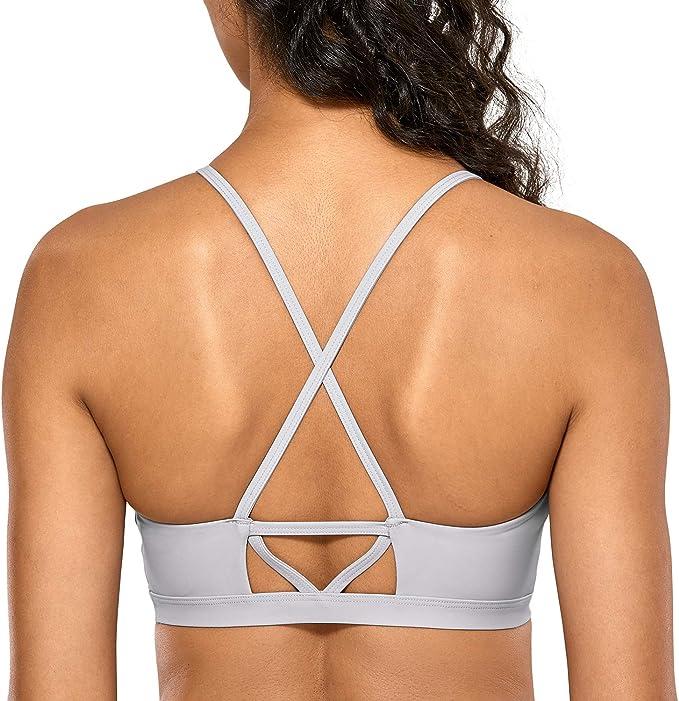 CRZ YOGA Bragas de Bikini de Cintura Alta Ba/ñador Braguitas para Mujeres