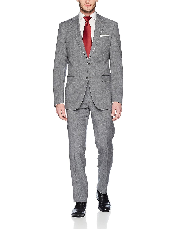 0ae0bcf075a Calvin Klein Men's Slim Fit Wool Suit