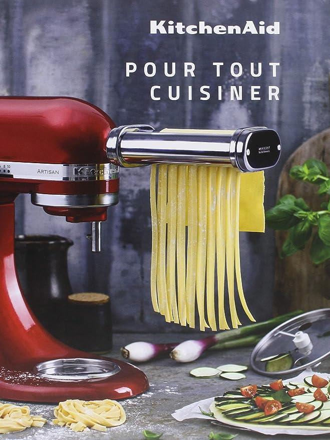 KitchenAid Pour tout cuisiner: Collectif, Iida, Ayumi, Nurra, Rina: Amazon.es: Hogar