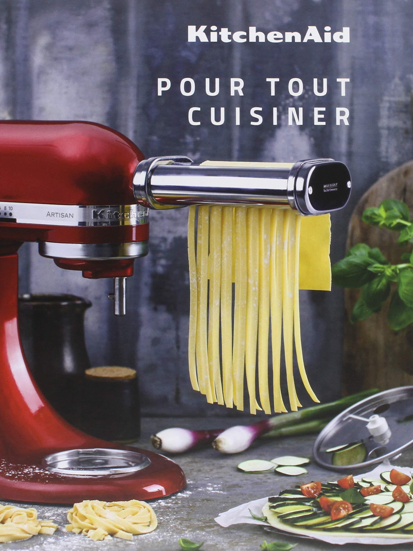 Kitchenaid La Reference En Cuisine Amazon Ca Collectif Books