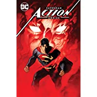 Superman Action Comics Vol. 1 Invisible Mafia