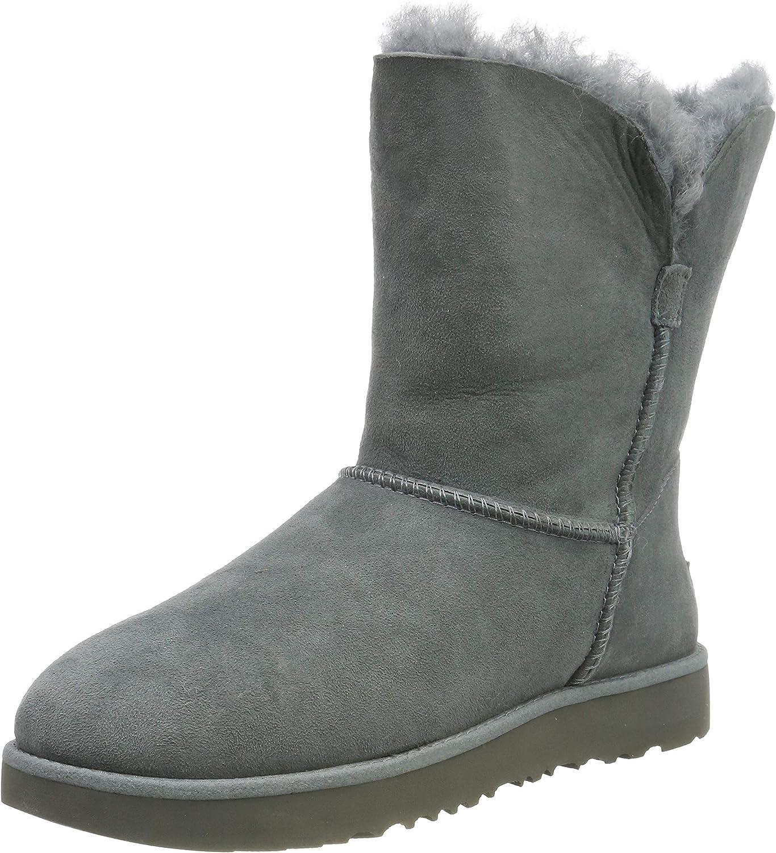 UGG - Classic Cuff Short Boots - Seal