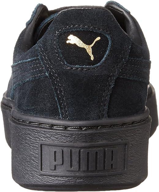 PUMA Suede Platform Gold 36222202, Basket