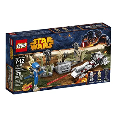 LEGO Star Wars 75037 Battle on Saleucami (Discontinued by manufacturer): Toys & Games