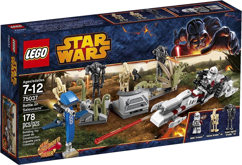 LEGO Star Wars 75037 Battle on Saleucami (Discontinued by manufacturer)