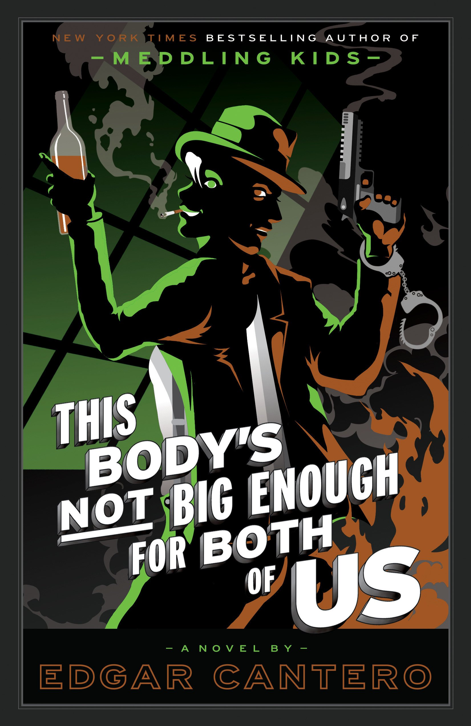 Amazon.com: This Bodys Not Big Enough for Both of Us: A ...