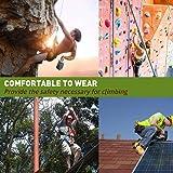 Weanas Thicken Climbing Harness, Protect Waist