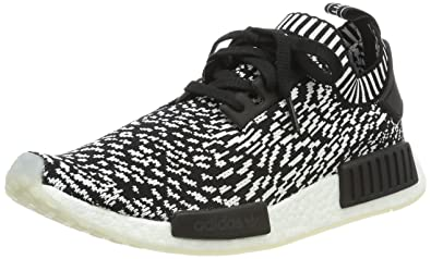 the best attitude b3016 f7e59 Amazon.com | adidas NMD R1 Primeknit (9 D(M) US, Black ...