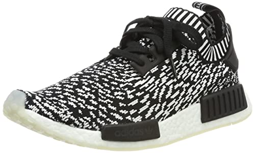 7986a29a03097 adidas Originals Men's NMD_R1 Primeknit Trainers US10.5 Black