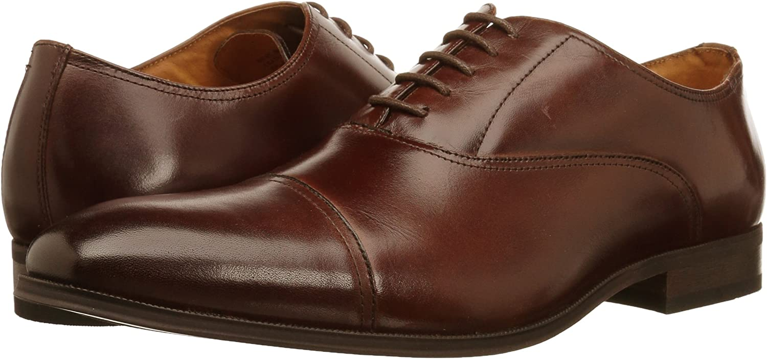 Florsheim Mens Casablanca Cap Toe Dress Shoe Lace Up Oxford