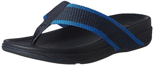 11c42da7562b9d Fit Flop Men s Surfer Super Navy Sandals and Floaters - 10 UK India ...