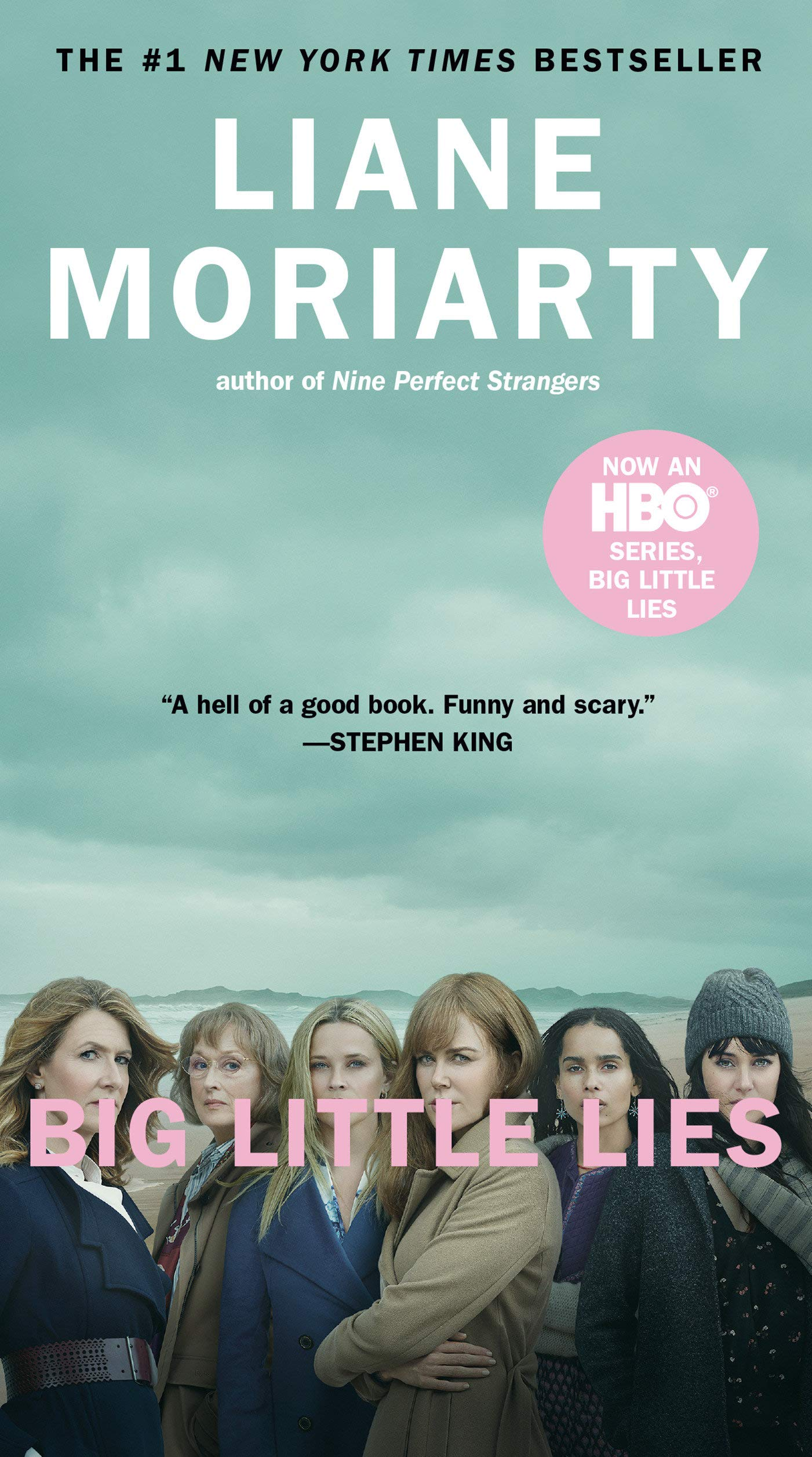 Big Little Lies Movie Tie In Moriarty Liane 9780399587207 Books