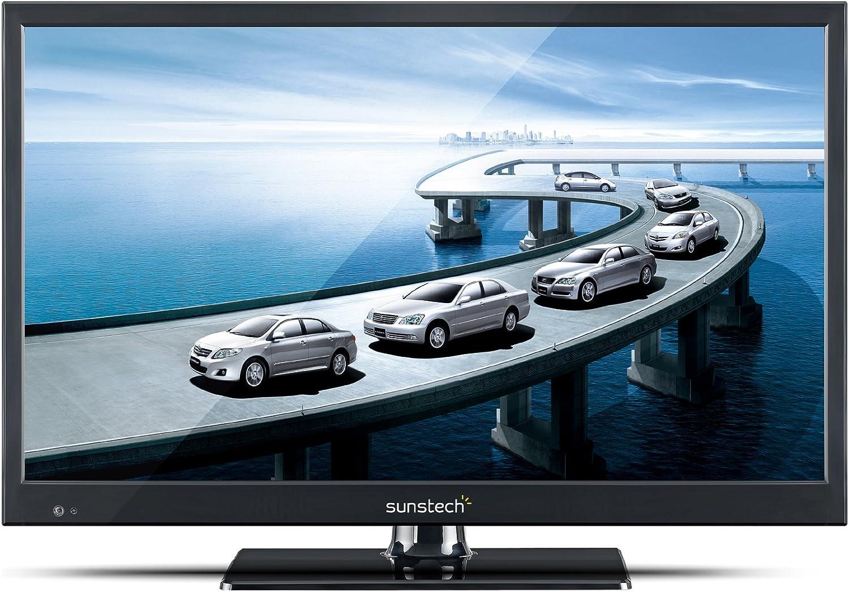 Sunstech TLEI1662HD BK/WT - TV: Amazon.es: Electrónica