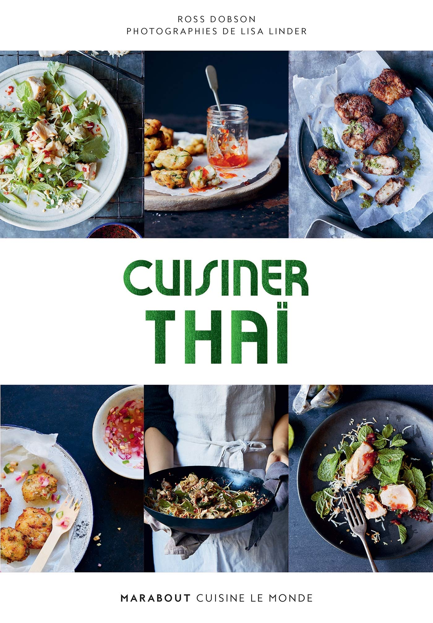 Cuisiner Thai Amazon Ca Kime Tom Linder Lisa Books