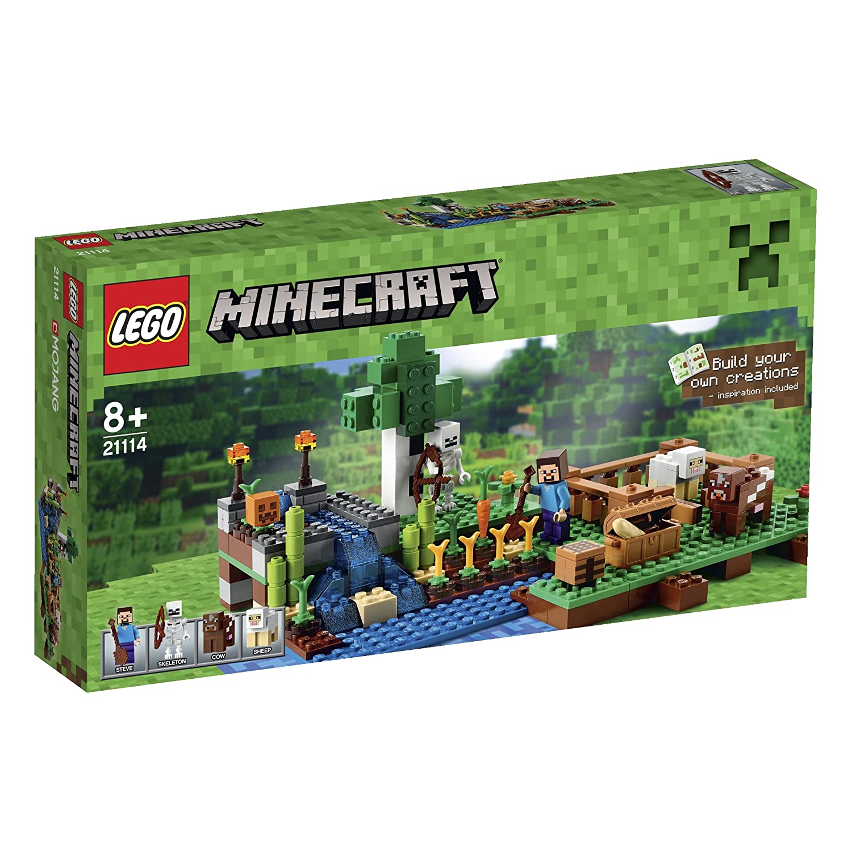 Set La granja de Minecraft