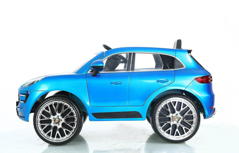Rollplay Porsche Macan Turbo 6 V SUV; 6 V; RC: Amazon.es: Juguetes y juegos