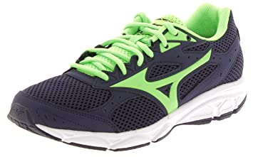 bd0293a71b57e Mizuno Spark 3 Hombre Zapatos Running Azul K1GA180341  Amazon.es  Deportes  y aire libre