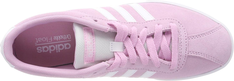 adidas Courtset, Chaussures de Fitness Femme Rose Rosesc Ftwbla Ftwbla 000