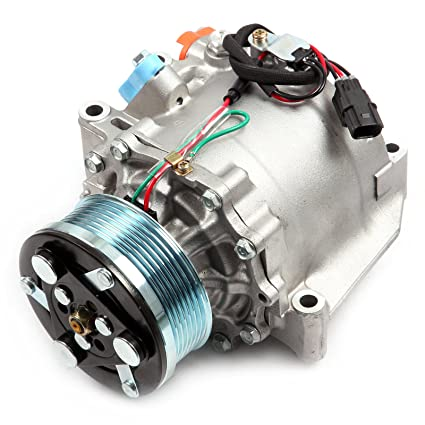 Amazon.com: ECCPP A/C Compressor with Clutch fit for 2006-2011 Honda Civic 1.8L CO 4918AC Car Air AC Compressors Kit: Automotive