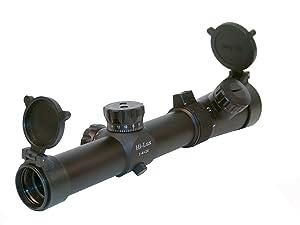 Hi-Lux Optics CMR Series 1-4x24mm Close-Medium Range Tactical Riflescope