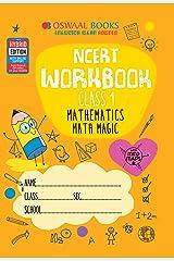 Oswaal NCERT Workbook Class 1 Mathematics Math Magic Book Paperback