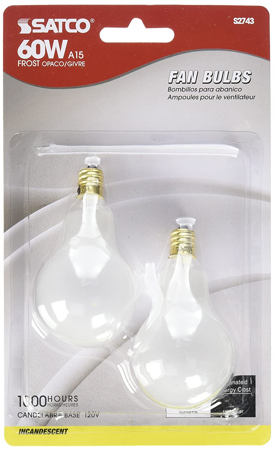 LEDcandescent 6W Nostalgic Filament COB LED Bulb to Replace 50W Incandescent.