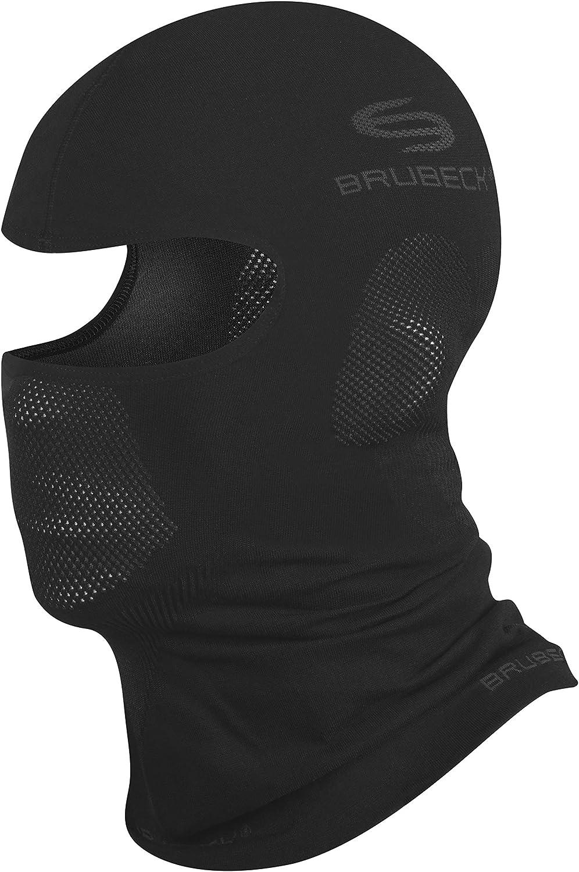 BRUBECK X-Pro y M-Pro Pasamontañas | Capucha para la Cara | para Snowboard | para Esquiar | máscara para Motocicleta