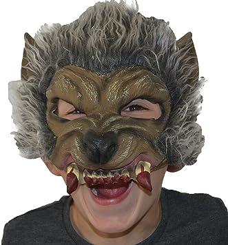 Máscara de Halloween de hombre lobo werewolf