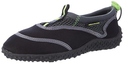 AQUA-SPEED Aqua Zapatos - Zapatos De Agua Para La Playa - Mar - Lago - Zapatillas Como Protección Para Los Pies - As5: Amazon.es: Deportes y aire libre
