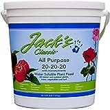 J R Peters Inc (52064) Jacks Classic No.4 20-20-20 All Purpose Fertilizer