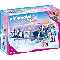 Playmobil Couple Royal et calèche, Enfants Unisexes, 9474