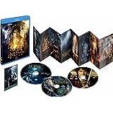 ホビット 思いがけない冒険 Blur-ray & DVD (3枚組)(初回限定生産) [Blu-ray]