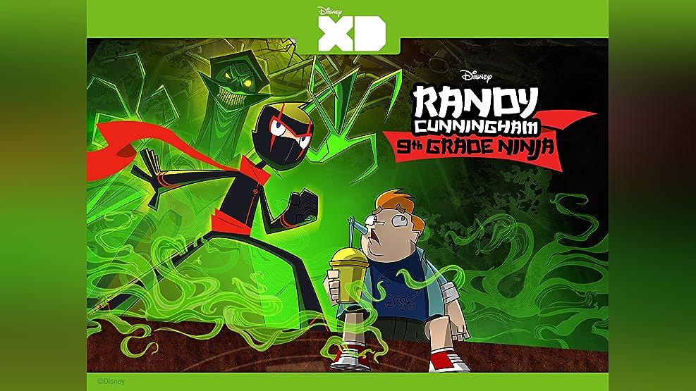 Randy Cunningham: 9th Grade Ninja Volume 1
