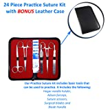 Suture Kit with Needles - Suture Practice Kit