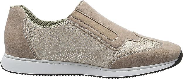 Rieker Damen 56060 Slipper: : Schuhe & Handtaschen Ejk3u