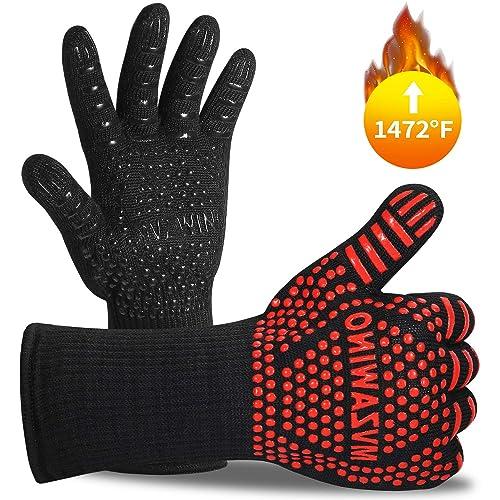 Mvzawino Premium Bbq Gloves