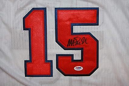 079d4e39d Magic Johnson Autographed Signed Los Angeles Lakers Nike Dream Team ...