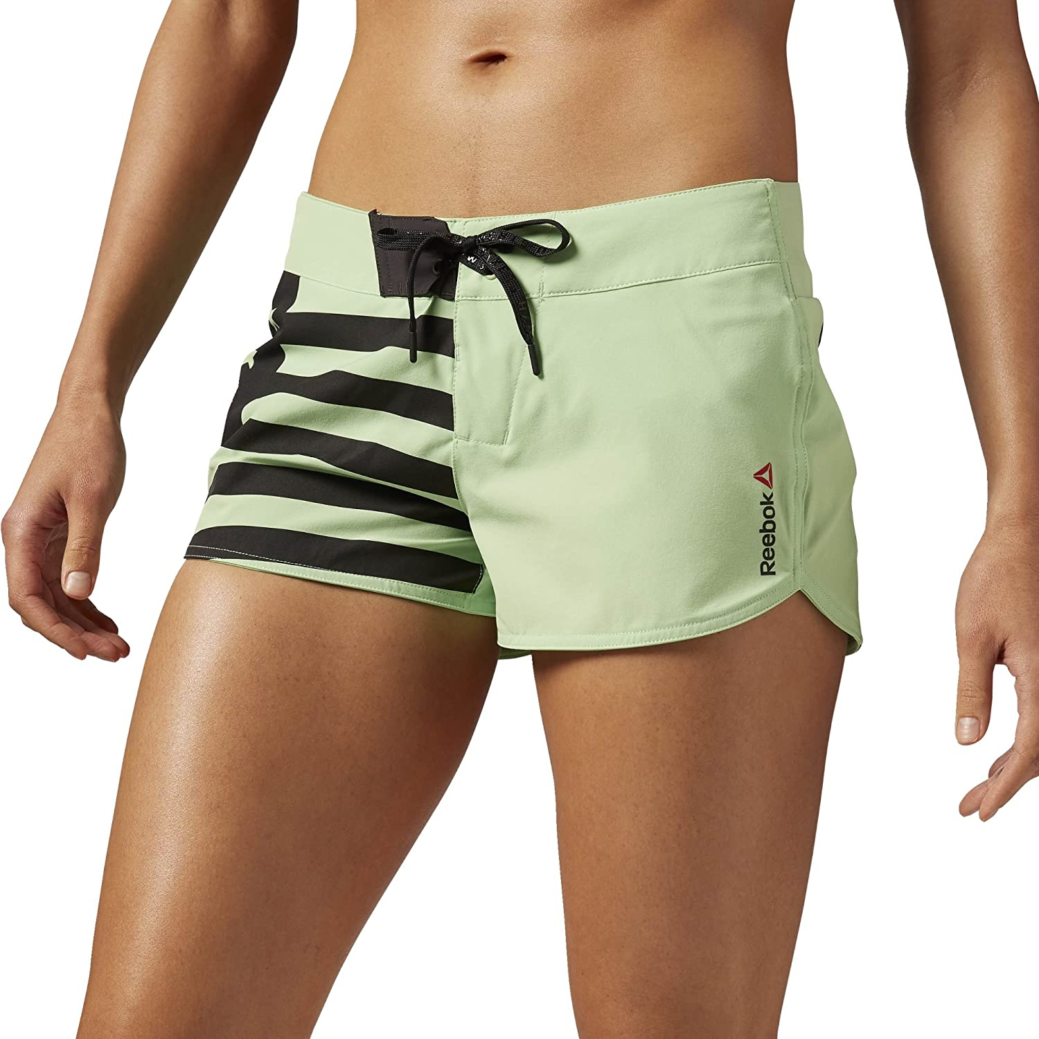 Reebok Damen ONE Series ACTIV Chill Strength Nasty CORDURA Boardshorts