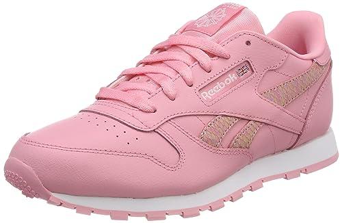 Reebok Cl Spring, Zapatillas de Running para Niñas: Amazon.es: Zapatos y complementos