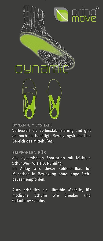Orthomove Hiking Dynamic Einlegesohle