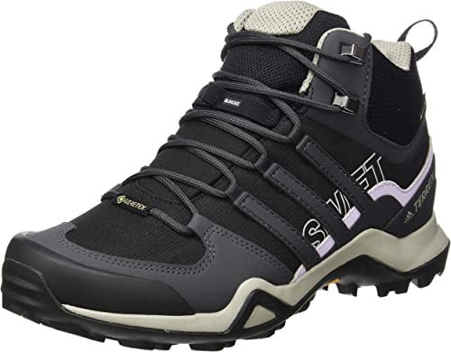 adidas Damen Terrex Swift R2 Mid GTX W Traillaufschuh, Core ...