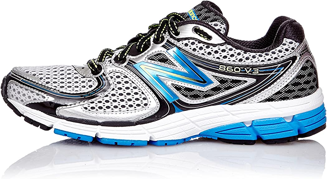 M860of3 Running Shoes Grey Size