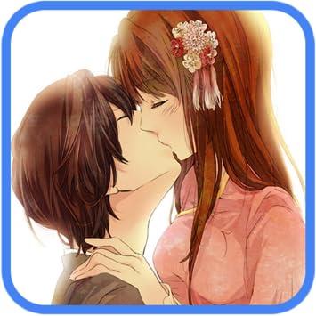 Kiss girl hot
