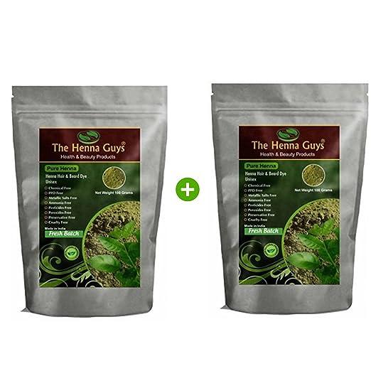 Amazon Com 2 Packs Of 100 Pure And Natural Henna Powder Multi