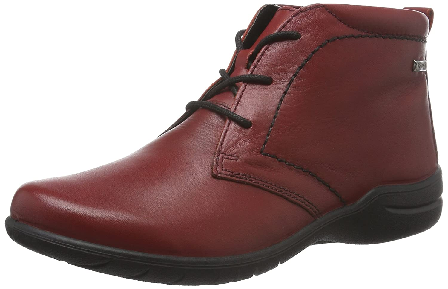 Josef Seibel 04, Fabienne 04, Bottes Classiques Seibel Femme Rouge Bottes (Hibiscus 380) 7c1fabe - therethere.space