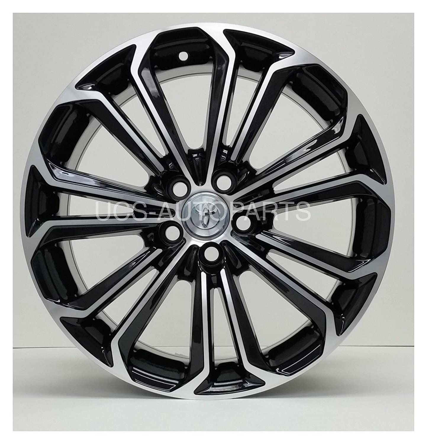 wheels of lexus fits camry silver rims for set p toyota