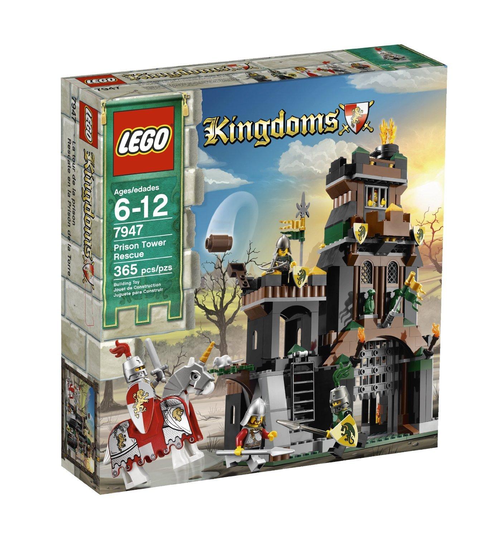 LEGO Kingdoms Prison Tower Rescue 7947 [並行輸入品]   B01I7P5QLC