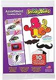 Shrinky Dinks Creative Pack 10 Sheet Pack Assortment