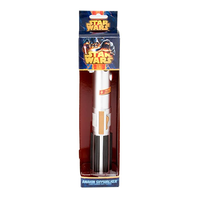 Amazon.com: Sable láser linterna de Anakin Skywalker ...