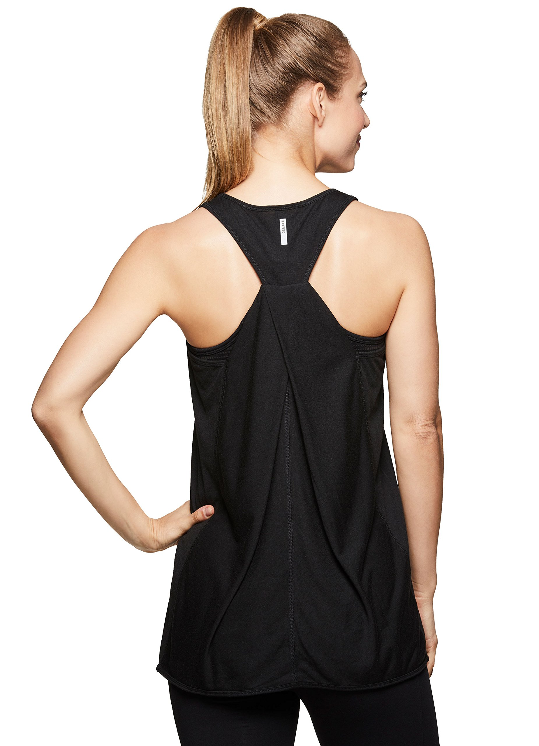 RBX Active Women's Yoga Workout Tank Top Spring Black XL